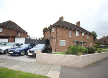 Thumbnail 3 bed semi-detached house to rent in Farndale Avenue, Palmers Green