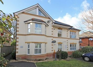 Thumbnail 1 bedroom flat to rent in St. Albans Crescent, Bournemouth, Dorset