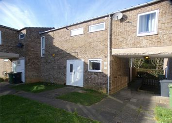 Thumbnail 3 bedroom end terrace house for sale in Willonholt, Ravesthorpe, Peterborough, Cambridgeshire