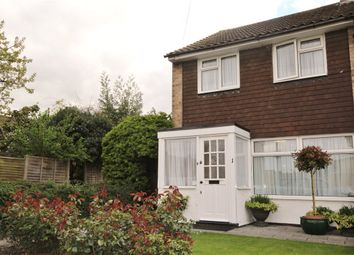 Thumbnail 2 bed end terrace house for sale in Meadow Close, Whitton