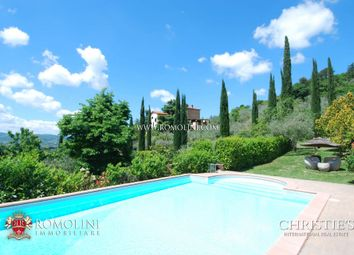 Thumbnail 8 bed villa for sale in Arezzo, Tuscany, Italy