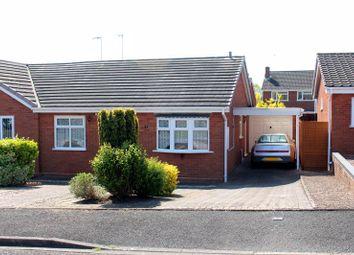Thumbnail 2 bed semi-detached bungalow for sale in Lammas Road, Wordsley, Stourbridge