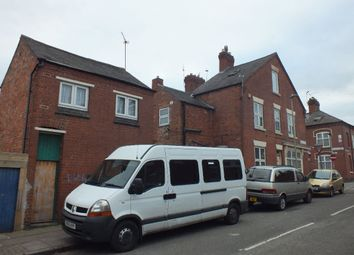Thumbnail 1 bed terraced house to rent in Barker Street, Off Mornington Street, Leicester