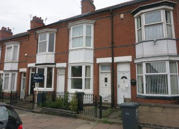 Thumbnail 3 bed terraced house to rent in Lambert Road, Leicester