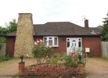 Thumbnail 3 bed bungalow for sale in Holtsmere Close, Watford