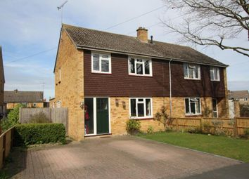Thumbnail 3 bed semi-detached house for sale in Roebuck Estate, Binfield