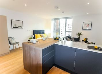 Thumbnail Studio to rent in Dearmans Place, Salford