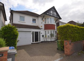 4 bed detached house for sale in Kenton Road, Harrow, Middlesex HA3
