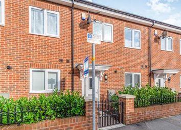Thumbnail 4 bed terraced house for sale in Livingstone Road, Gillingham, Kent