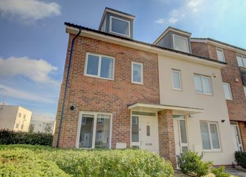 Thumbnail 3 bed terraced house to rent in Tenzing Gardens, Basingstoke