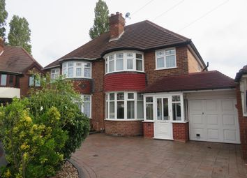 Thumbnail Property to rent in Charminster Avenue, Yardley, Birmingham