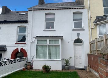 Thumbnail 3 bed terraced house for sale in Cambridge Grove, Ilfracombe