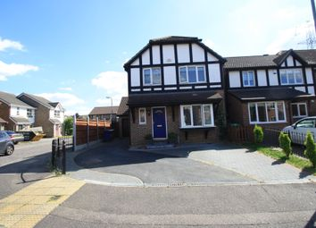 Thumbnail 4 bed detached house to rent in Francisco Close, Chafford Hundred, Grays