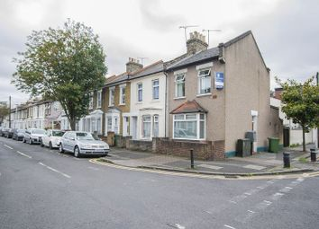 Thumbnail 3 bed end terrace house to rent in White Road, London