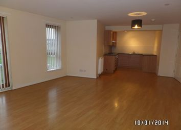 Thumbnail 2 bed flat to rent in Dalmarnock Drive, Bridgeton, Glasgow