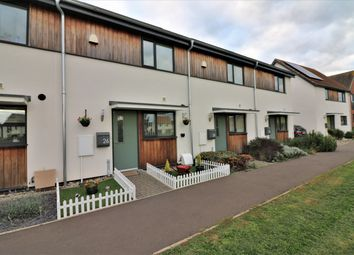 Thumbnail 2 bed terraced house for sale in Shire Horse Way, Watton