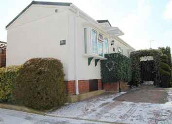 Thumbnail 1 bed mobile/park home for sale in Swiss Farm, Marlow Road, Henley-On-Thames