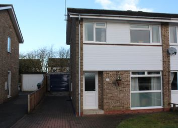 Thumbnail 3 bed semi-detached house to rent in Beech Close, Towcester