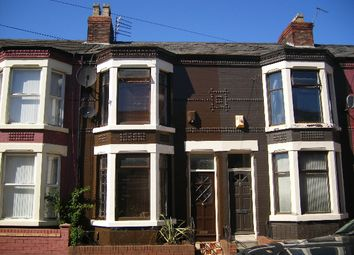 Thumbnail 1 bed terraced house for sale in Hahnemann Road, Liverpool