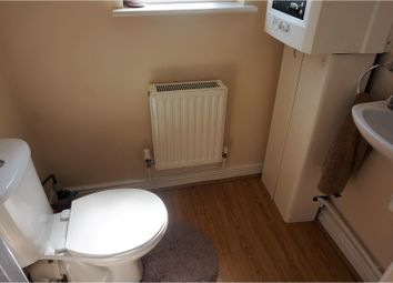 Thumbnail 2 bed semi-detached house for sale in Fforest Fach, Ammanford