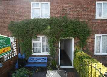 Thumbnail 1 bedroom terraced house to rent in Court Street, Madeley, Telford