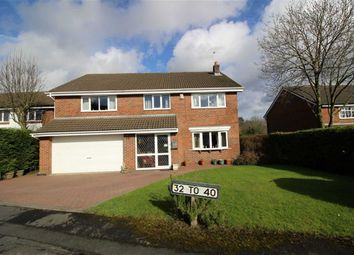 Thumbnail 5 bed detached house for sale in Lower Greenfield, Ingol, Preston