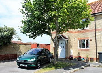 Thumbnail 3 bedroom end terrace house for sale in Ensign Drive, Gosport