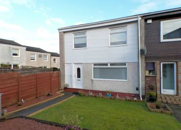 Thumbnail 3 bed end terrace house for sale in Juniper Avenue, East Kilbride, Glasgow