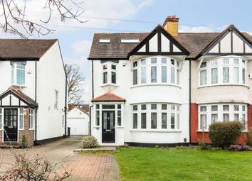 Thumbnail 5 bedroom semi-detached house for sale in Wickham Chase, West Wickham, London