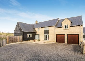 Thumbnail 5 bed detached house for sale in Manor Farm Close, Tiddington, Thame