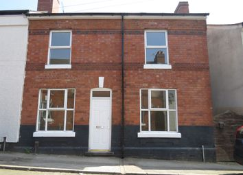 Thumbnail 4 bed end terrace house for sale in Arundel Street, Walsall