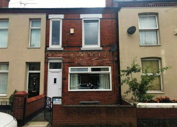 Thumbnail 2 bed terraced house for sale in Minshull New Road, Crewe