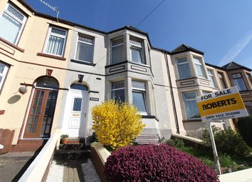 Thumbnail 3 bed terraced house for sale in Park Place, Waunlwyd, Ebbw Vale