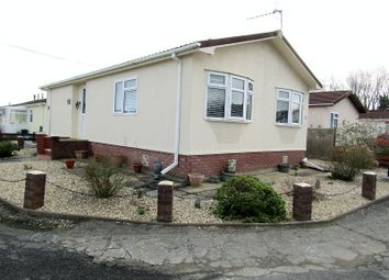 Thumbnail 2 bedroom mobile/park home for sale in Estuary Park, Llangennech, Llanelli, Carmarthenshire.