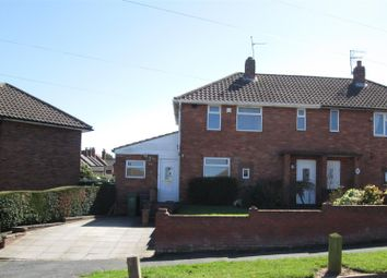 Thumbnail 2 bed semi-detached house for sale in Dickens Road, Trench, Telford