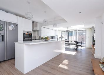 Thumbnail 5 bed terraced house for sale in Valnay Street, London
