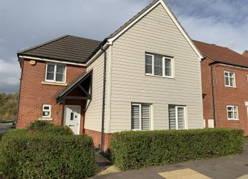 Thumbnail 4 bed detached house for sale in Fieldstone, Houghton Regis, Dunstable