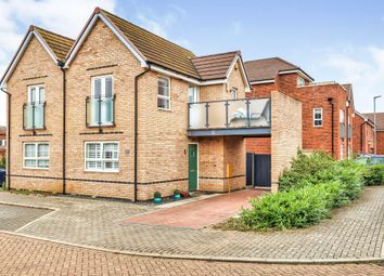 Thumbnail 1 bed semi-detached house for sale in Doxford Heath, Brooklands, Milton Keynes