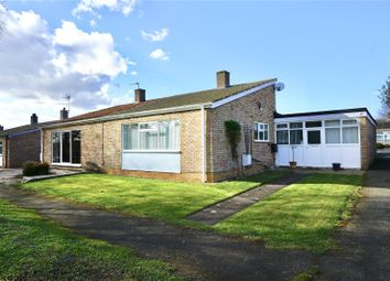 Thumbnail 2 bed semi-detached bungalow for sale in Cherry Grove, Gamlingay, Sandy, Cambridgeshire