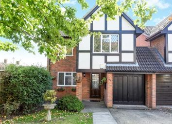 Thumbnail 4 bed link-detached house for sale in Wood Lodge Lane, West Wickham