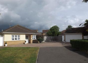 Thumbnail 2 bed bungalow for sale in Thorpe Close, Wickford