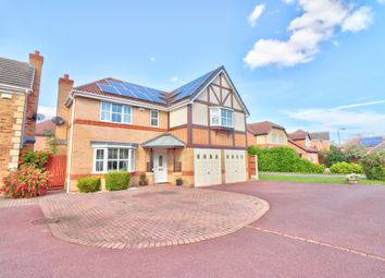 5 bed detached house for sale in Bramblewick Drive, Littleover, Derby DE23