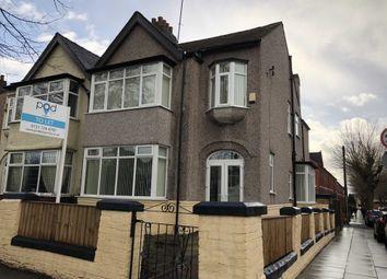4 bed semi-detached house to rent in Aigburth Road, Aigburth, Liverpool L17