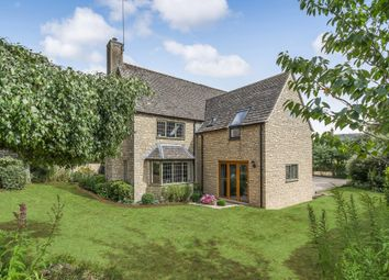 Thumbnail 4 bed detached house for sale in Fulbrook, Burford