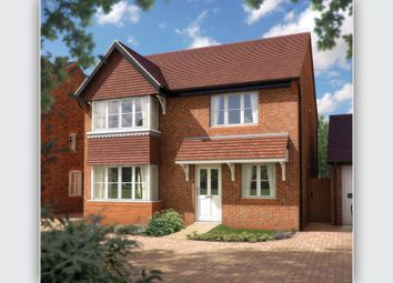 """Thumbnail 4 bedroom detached house for sale in """"The Canterbury"""" at Trench Lock, Hadley, Telford"""
