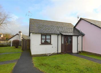 Thumbnail 1 bed bungalow for sale in Shipley Close, South Brent, Devon