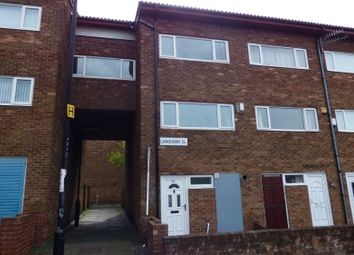 Thumbnail 5 bedroom terraced house for sale in Langhorn Close, Heaton, Newcastle Upon Tyne