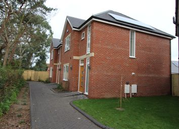 Thumbnail 3 bed detached house for sale in The Crescent, Netley Abbey, Southampton