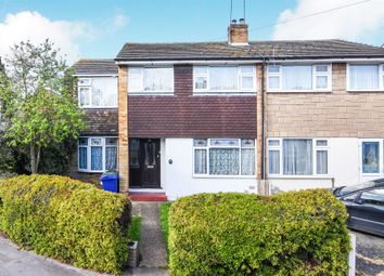Thumbnail 4 bedroom semi-detached house for sale in Nunns Way, Grays