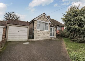 Thumbnail 2 bed bungalow for sale in Filby Road, Chessington